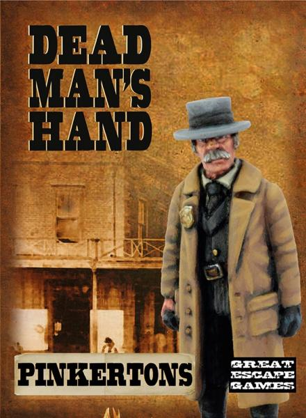 Dead Man's Hand: Pinkertons Boxed Gang