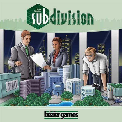 Subdivision [CR3]