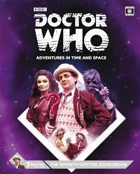 Doctor Who RPG: The Seventh Doctor Sourcebook (HC)