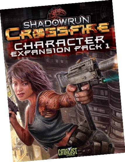 Shadowrun: Crossfire DBG Expansion Pack