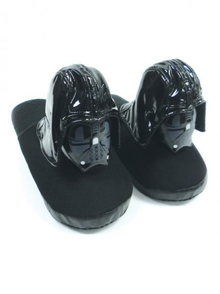 Star Wars - Slippers: Darth Vader (Large)