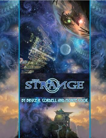 The Strange RPG: Core
