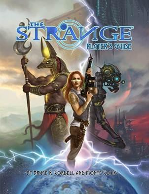 The Strange RPG: Player's Guide