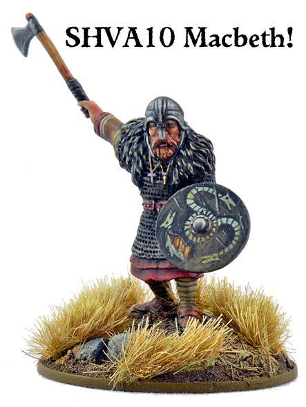 SAGA: Viking Age (Heroes) Macbeth