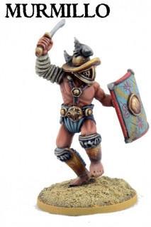 (Gladiators) Murmillo