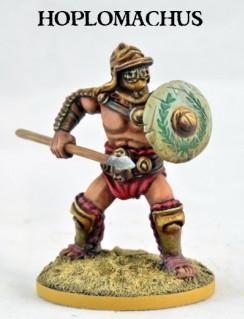 (Gladiators) Hoplomachus