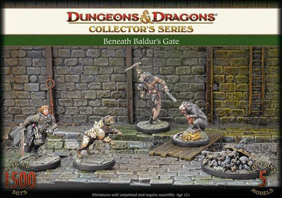D&D Collector's Series: Beneath Baldur's Gate