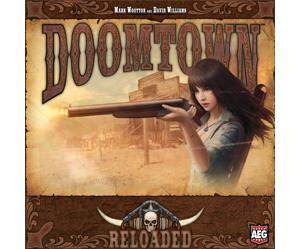 Doomtown Reloaded ECG: Core Game