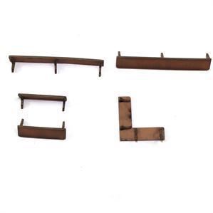 28mm Furniture: Medium Wood Shelves