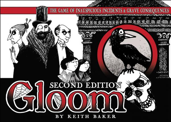 Gloom: Core Game
