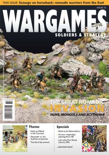 Wargames, Soldiers & Strategy Magazine Issue #72