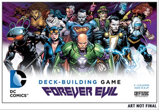 DC Comics DBG: Forever Evil