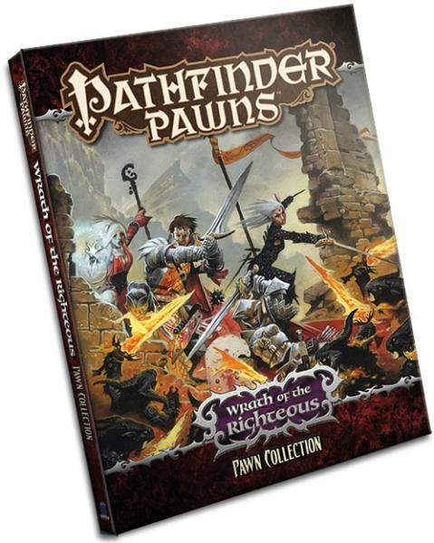 Pathfinder RPG: (Pawns) Wrath Of The Righteous Collection