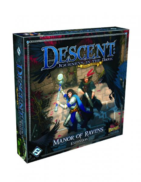 Descent: Manor of Ravens Expansion