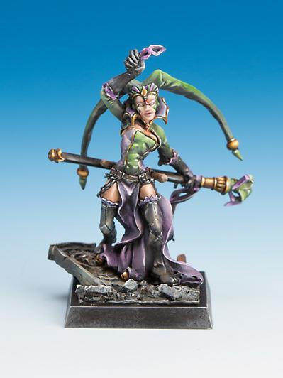 Freebooter's Fate: Master Harlequina