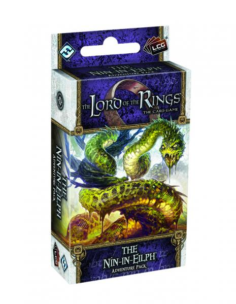Lord of the Rings LCG: The Nin-in-Eilph Adventure Pack