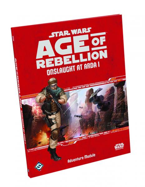 Age of Rebellion RPG: Onslaught at Arda I