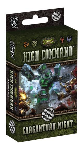 Hordes High Command Expansion: Gargantuan Might