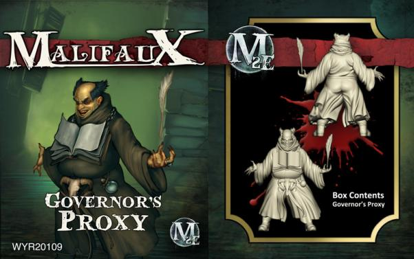 (The Guild) Governor's Proxy [New Version]