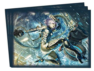 Gaming Accessories: Cyber Runner Deck Protectors (50)