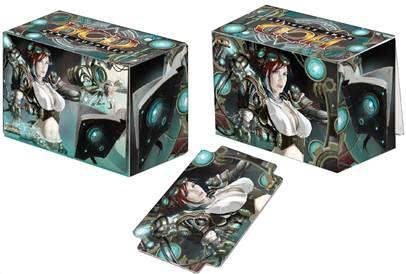 Gaming Accessories: Aetherpunk Mage Deck Box