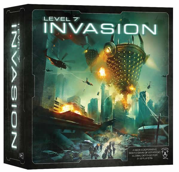LEVEL 7: [INVASION]