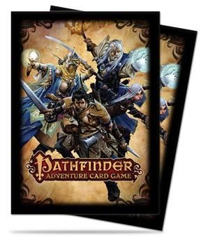 Pathfinder Adventure Card Game: Deck Protectors (50) (PACG)