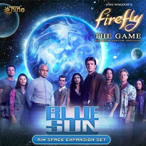 Firefly Expansion: Blue Sun Expansion