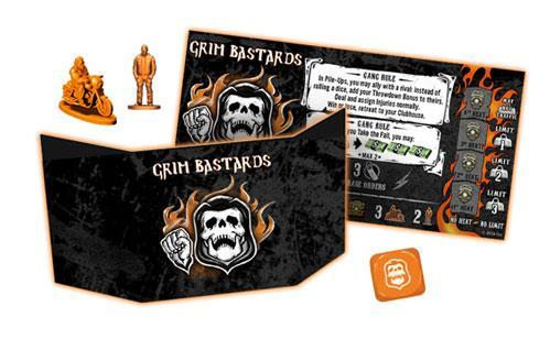 how to play sons of anarchy board game