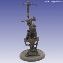 Grendel Metal Figures: Orc Shaman