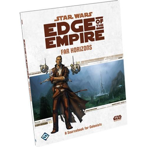 Edge of the Empire RPG: Far Horizons Sourcebook