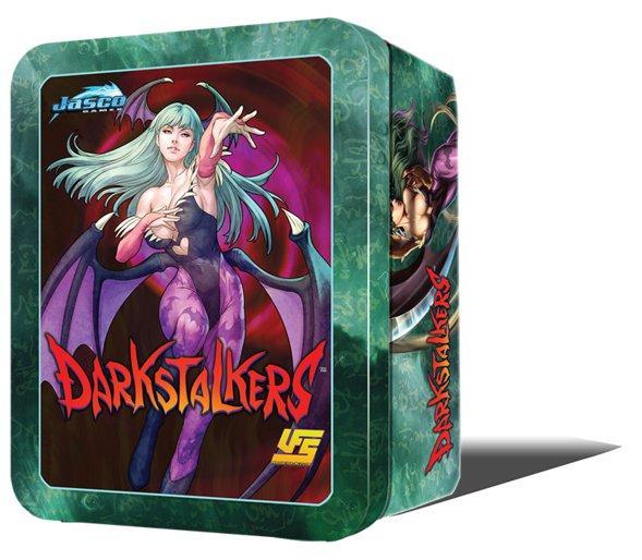 UFS CCG:  Darkstalkers - Morrigan Tin