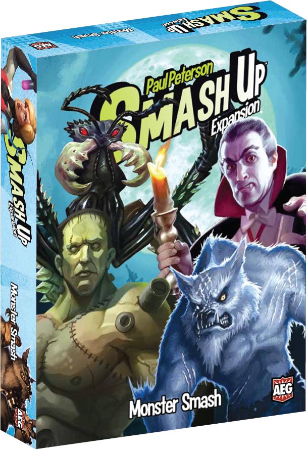 Smash Up: Monster Smash (Expansion)