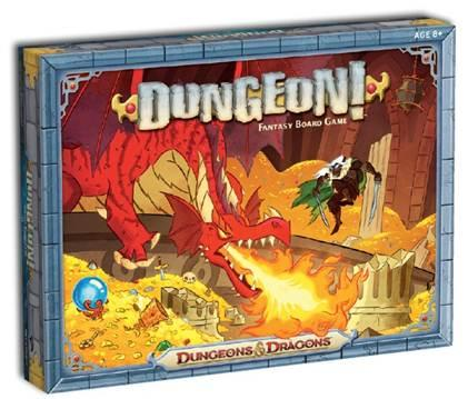 Dungeon! Board Game (Revised)