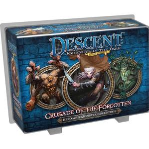Descent: Crusade of the Forgotten Hero & Monster Collection