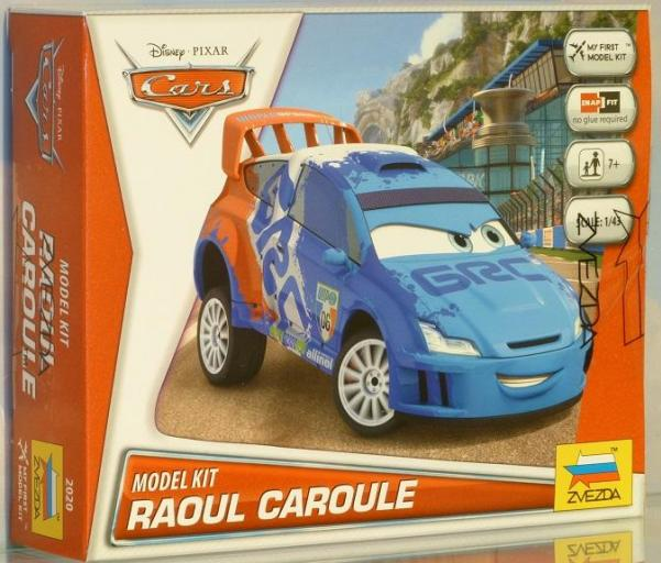 Cars - Cool Twists: Raoul Caroule