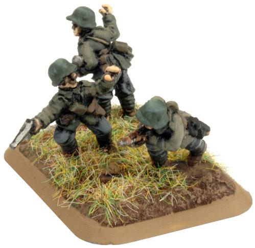 Flames of War: Great War - Infanterie Platoon