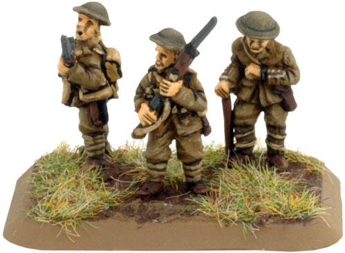 Flames of War: Great War - Machine-gun Platoon