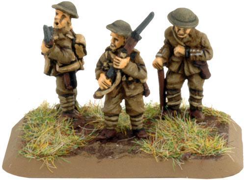 Flames of War: Great War - Machine-gun Platoon