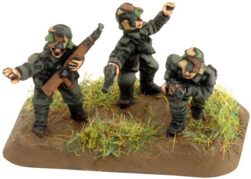 Flames of War: Great War - Stoss Platoon