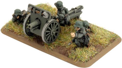 Flames of War: Great War - 7.62cm Krupp IG (x2)