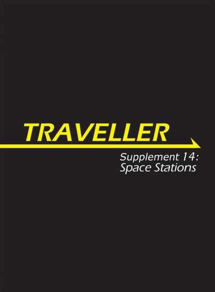 Traveller RPG - Supplement 14: Space Stations