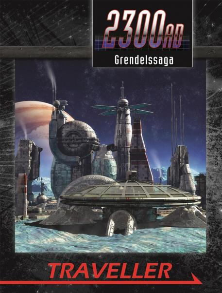 2300AD RPG:  The Grendelssaga