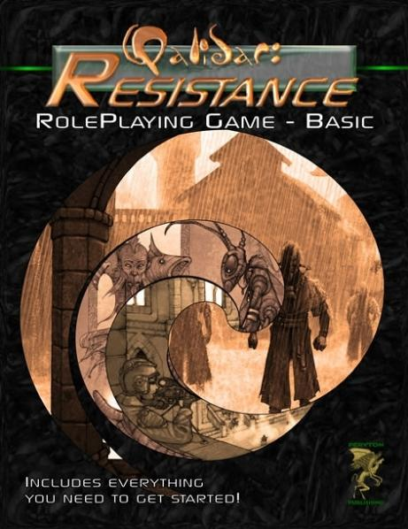 Qalidar: Resistance Role Playing Game
