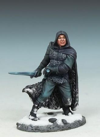 Kev Of The Nights Watch (Tribute Sculpt)