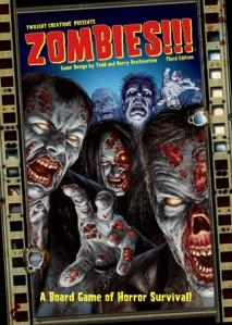 Zombies!!! Core Game (3rd Edition)
