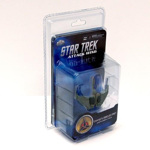 Star Trek Attack Wing Expansion Pack: Chang's Bird-of-Prey
