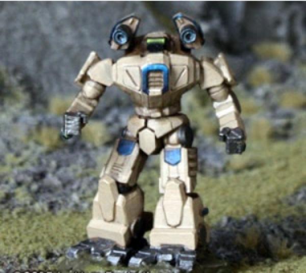 BattleTech Miniatures: Tian-Zong Mech (TRO 3145)