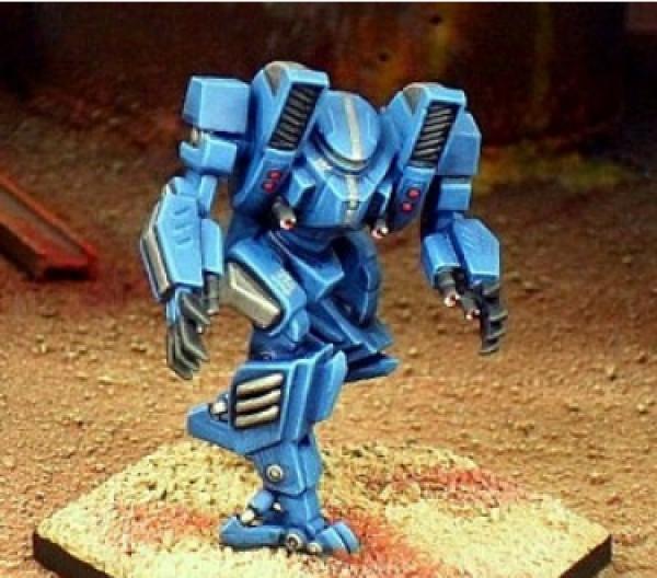 BattleTech Miniatures: Dark Age Tuburon (TRO 3145 Mercs)