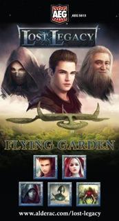 Lost Legacy #2: Flying Garden